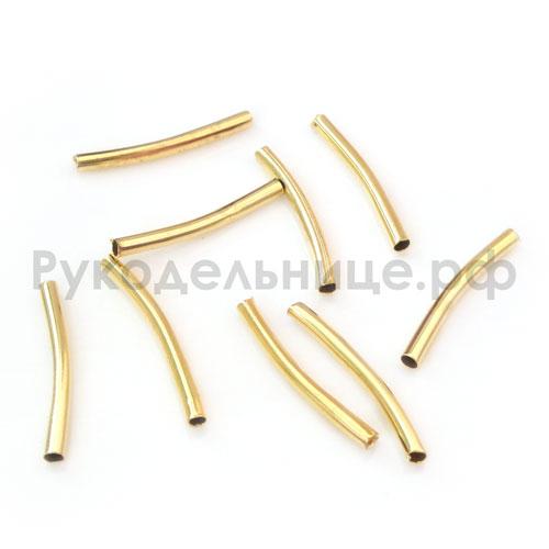 Трубочка ''Гладкая'', арт.  751. Металлические трубочки.